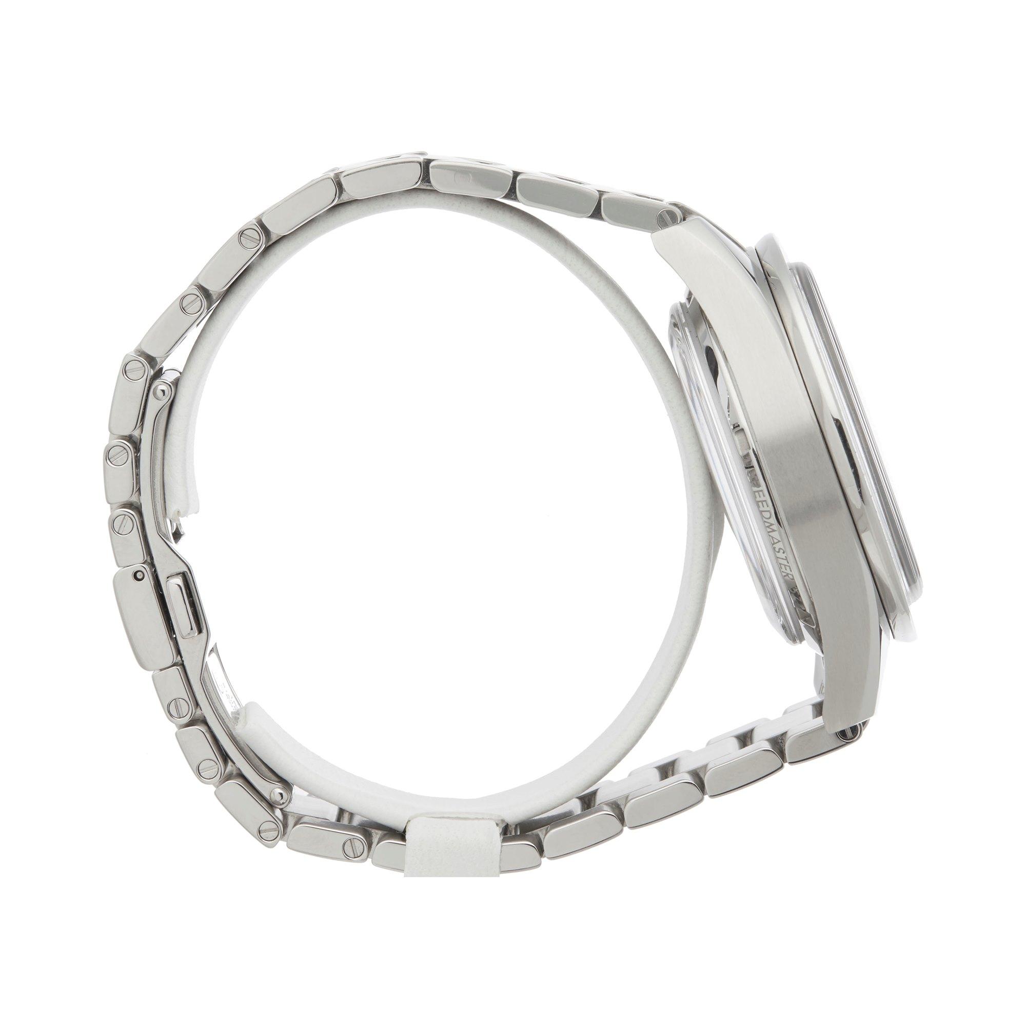 Omega Speedmaster Chronograph Stainless Steel 331.10.42.51.03.001