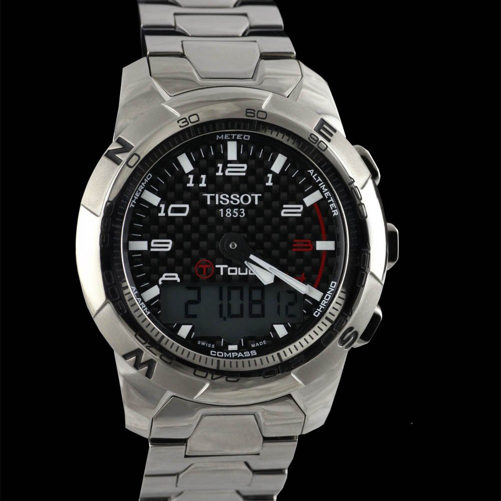 Tissot T-Touch II Titanium T0474204420700