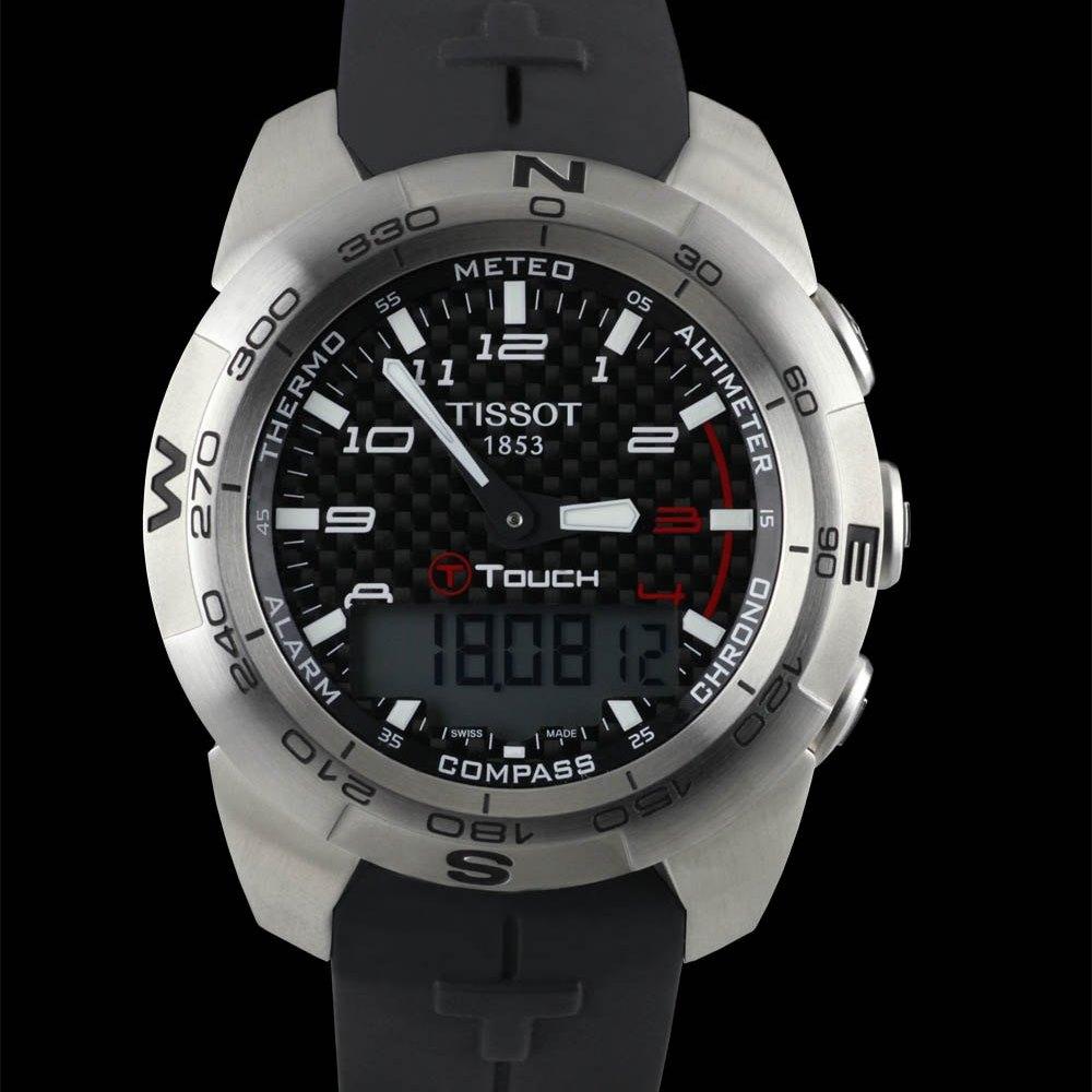 Tissot T-Touch Titanium T013.420.47.202.00