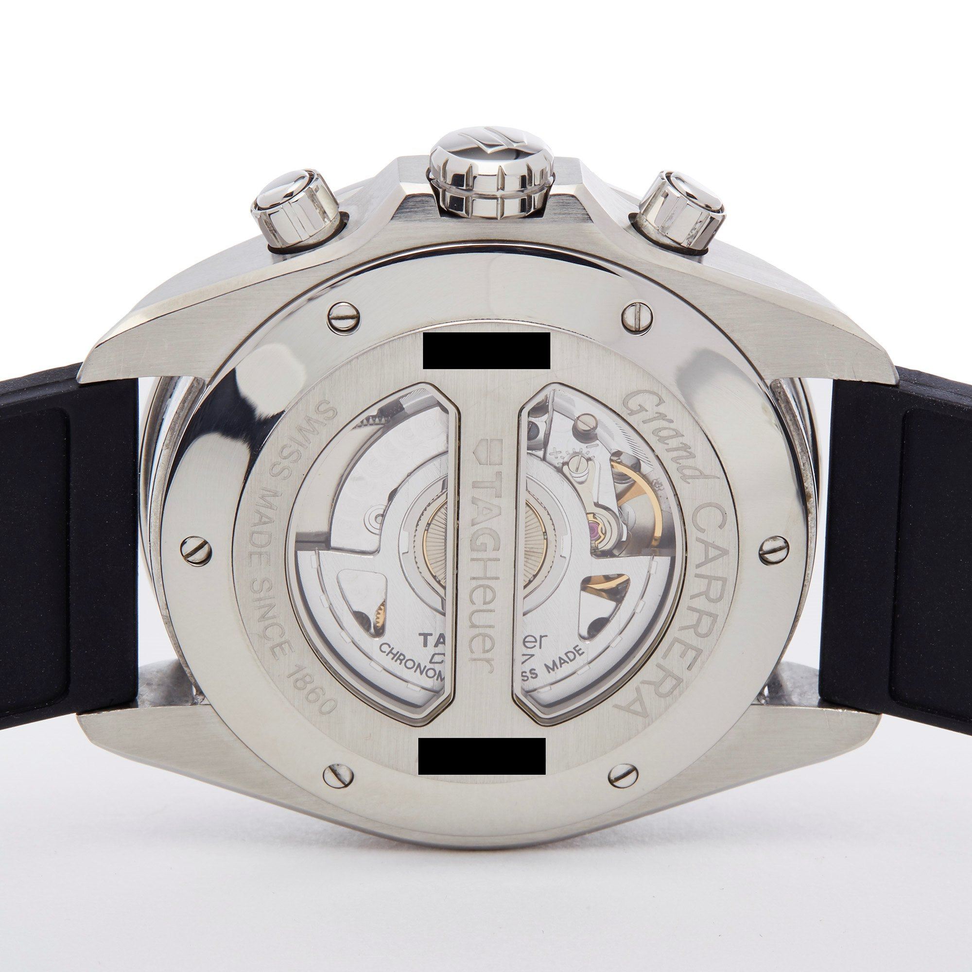 Tag Heuer Grand Carrera Chronograph Stainless Steel CAV511B