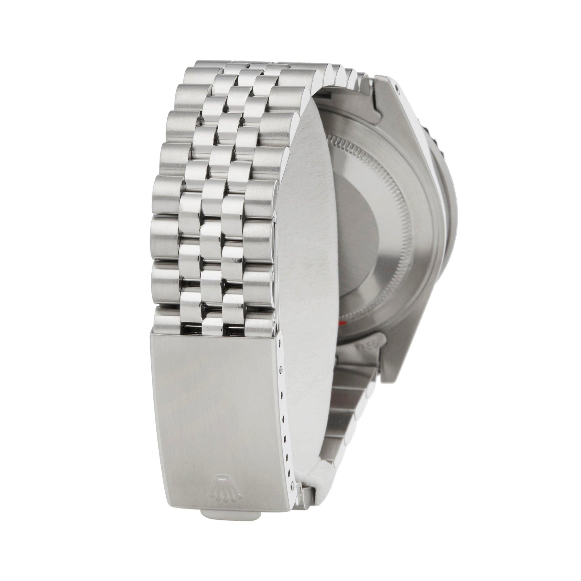 Rolex GMT-Master II Coke Stainless Steel 16710