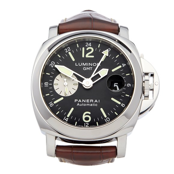 Panerai Luminor GMT Stainless Steel - PAM00088