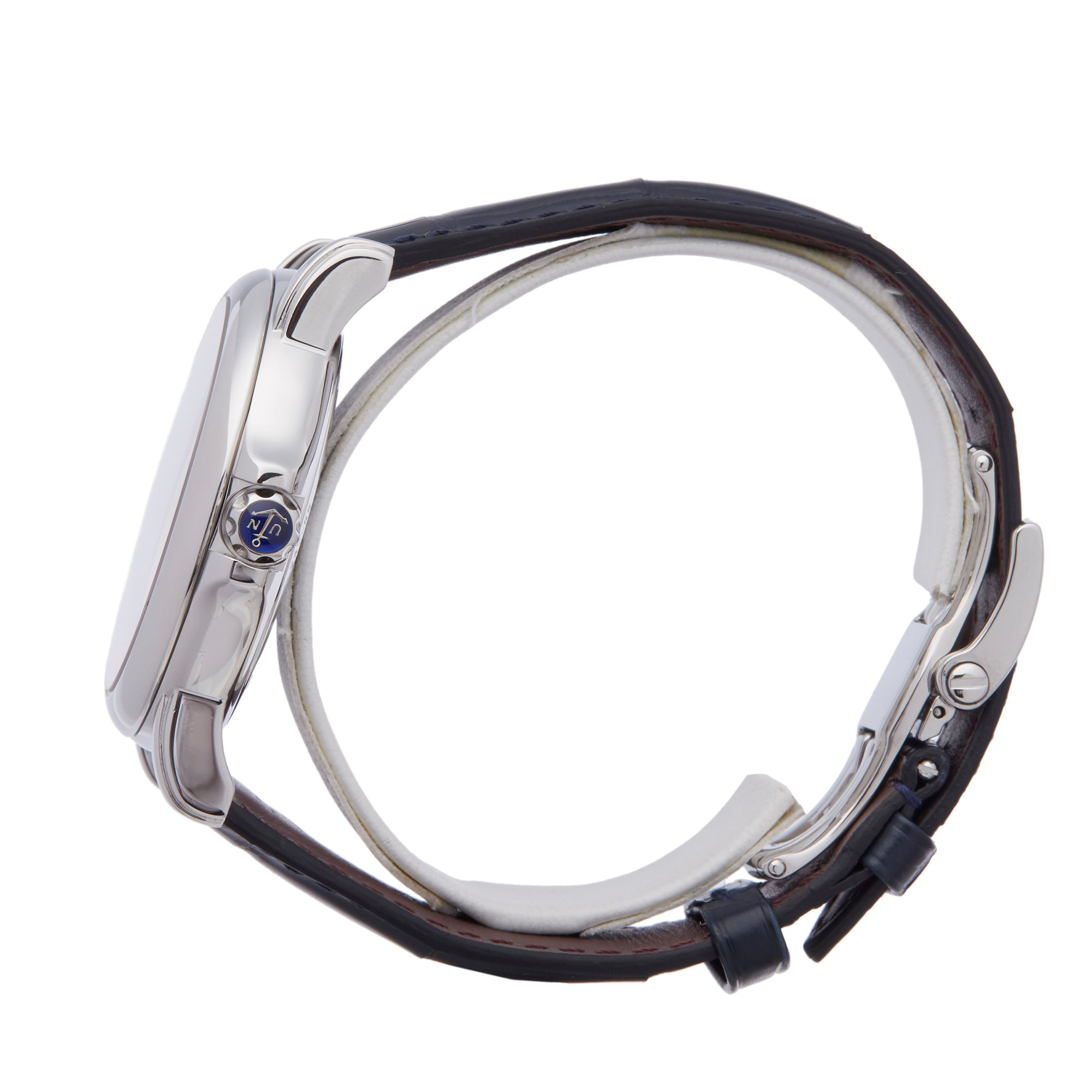 Ulysse Nardin Dual Time Stainless Steel 243-55