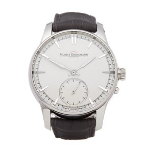 Moritz Grossman Atum Pure Stainless Steel - MG-002064