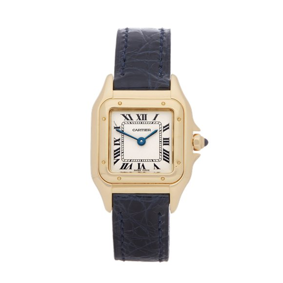 Cartier Panthère Yellow Gold - W25022B9 or 1070