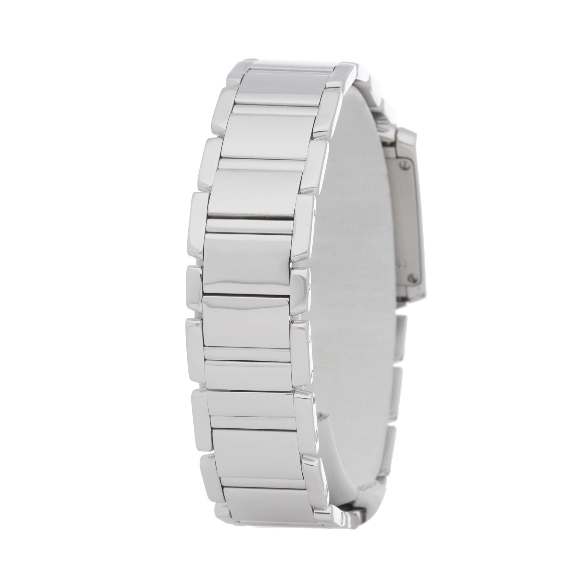 Cartier Tank 18k White Gold W5001253 or 2403