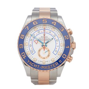 Rolex Yacht-Master II Stainless Steel & Rose Gold - 116681