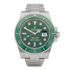 Rolex Submariner Date Hulk Stainless Steel - 116610LV