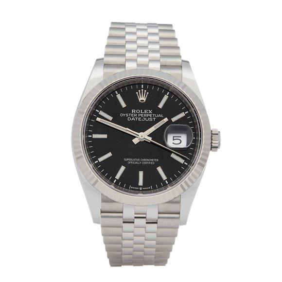 Rolex DateJust 36 Stainless Steel - 126234