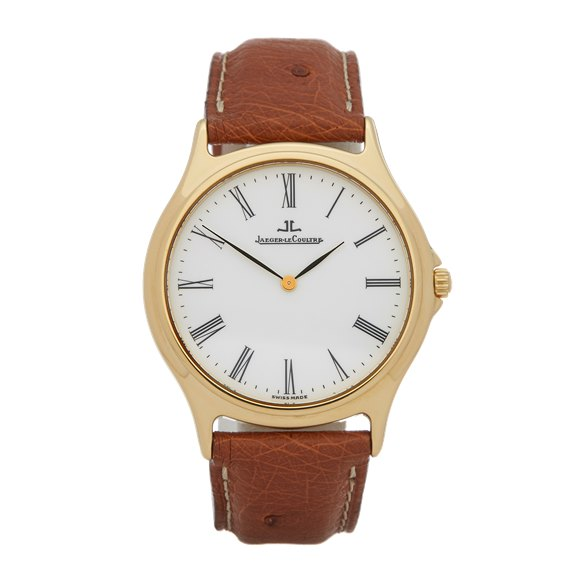 Jaeger-LeCoultre Heraion Ultra Thin 18K Yellow Gold - 112.1.08