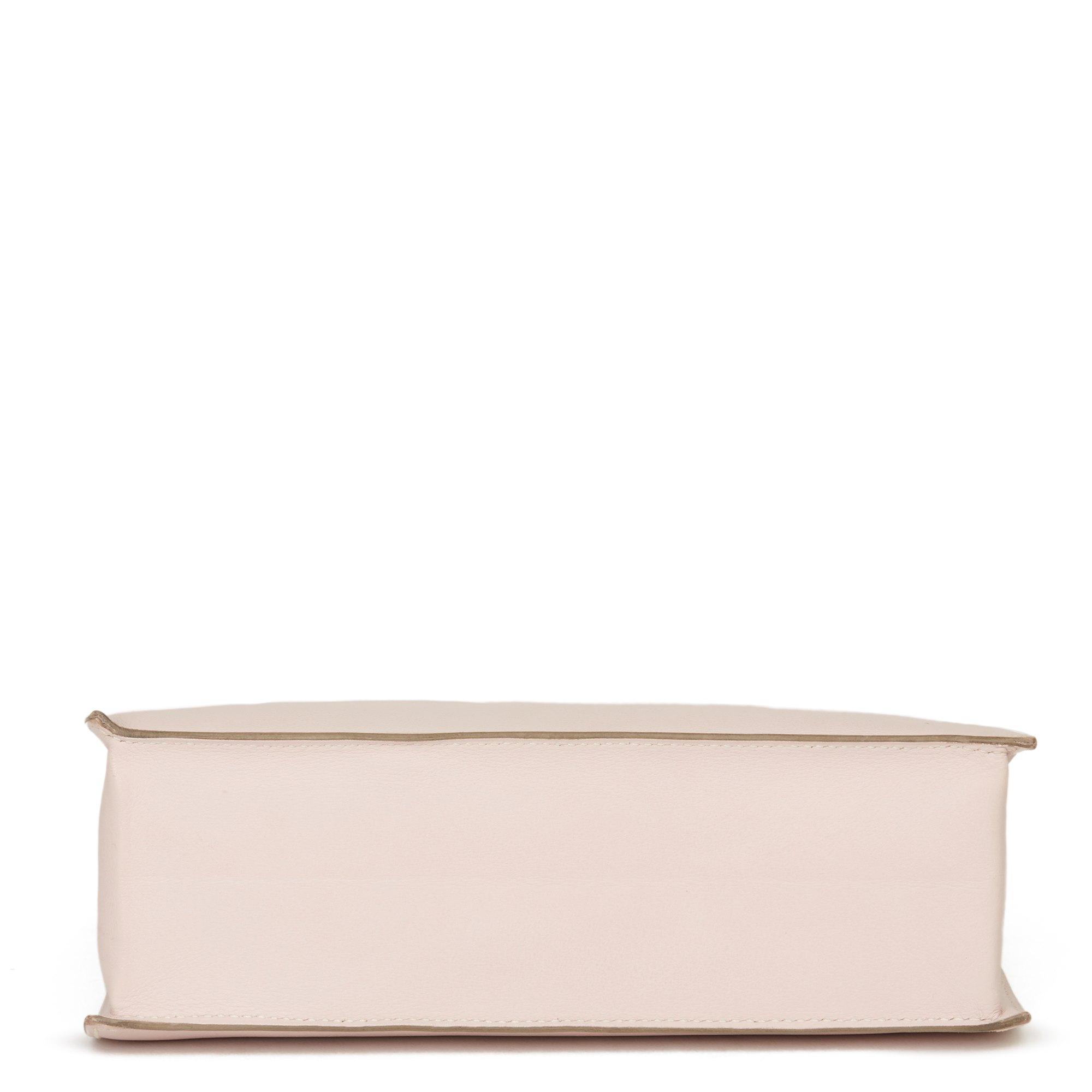 Hermès Rose Dragee Swift Leather Kelly Danse