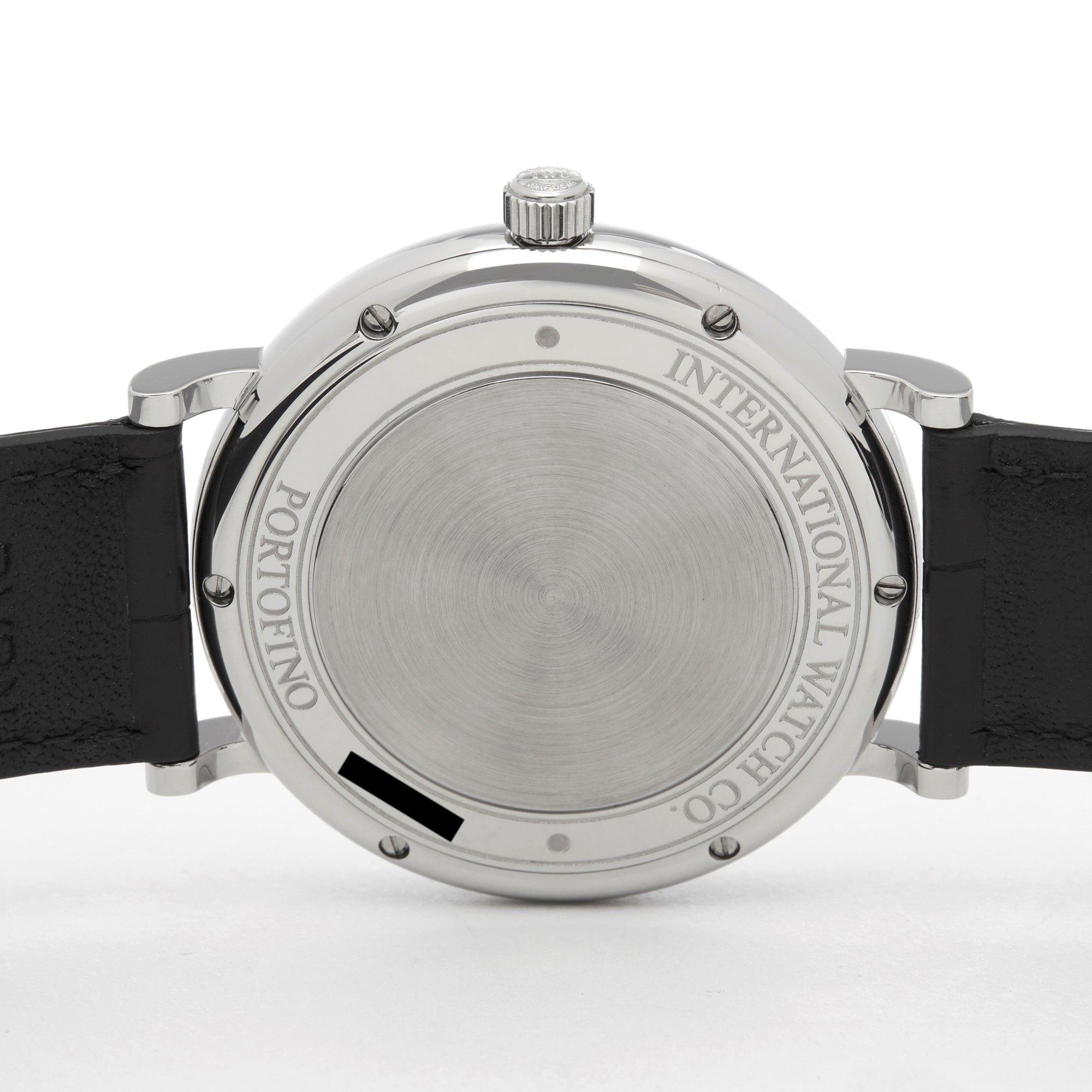 IWC Portofino Stainless Steel 356501