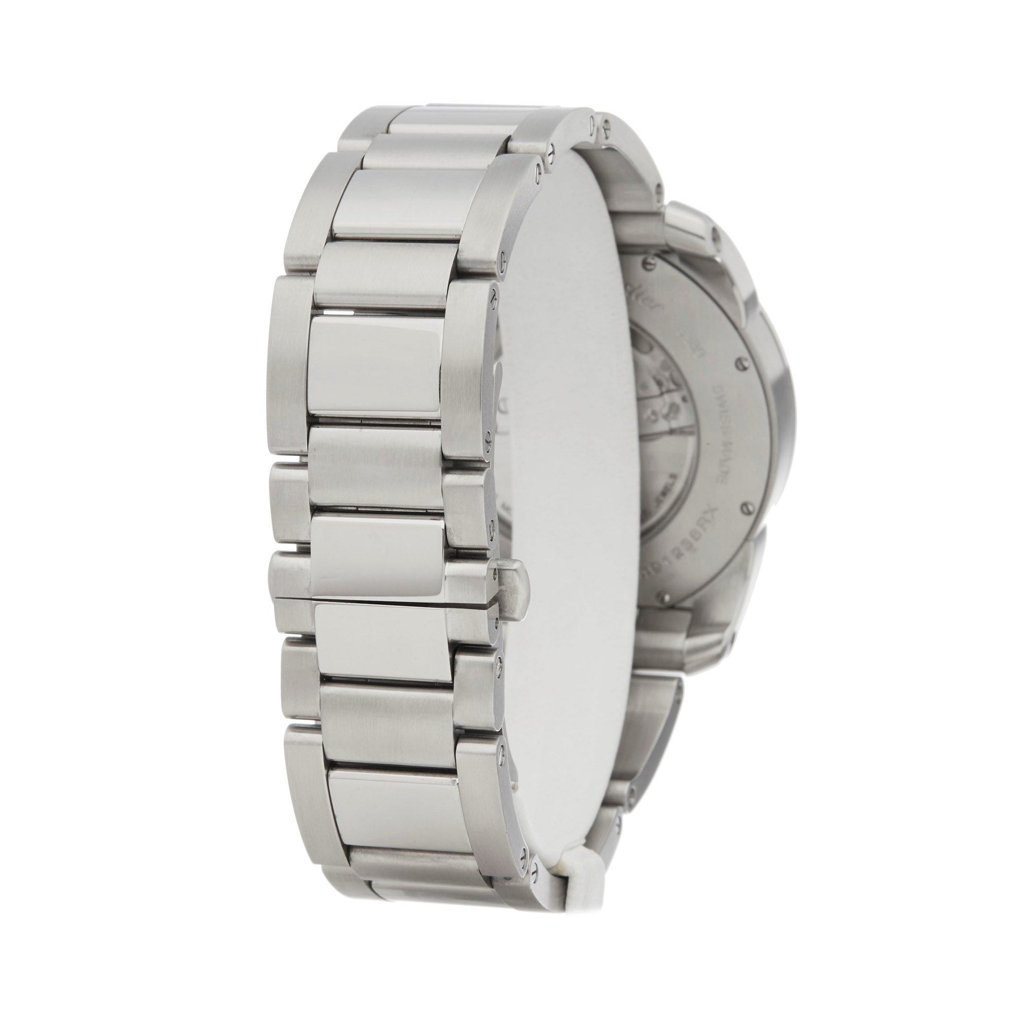 Cartier Calibre Stainless Steel W7100037 or 3398
