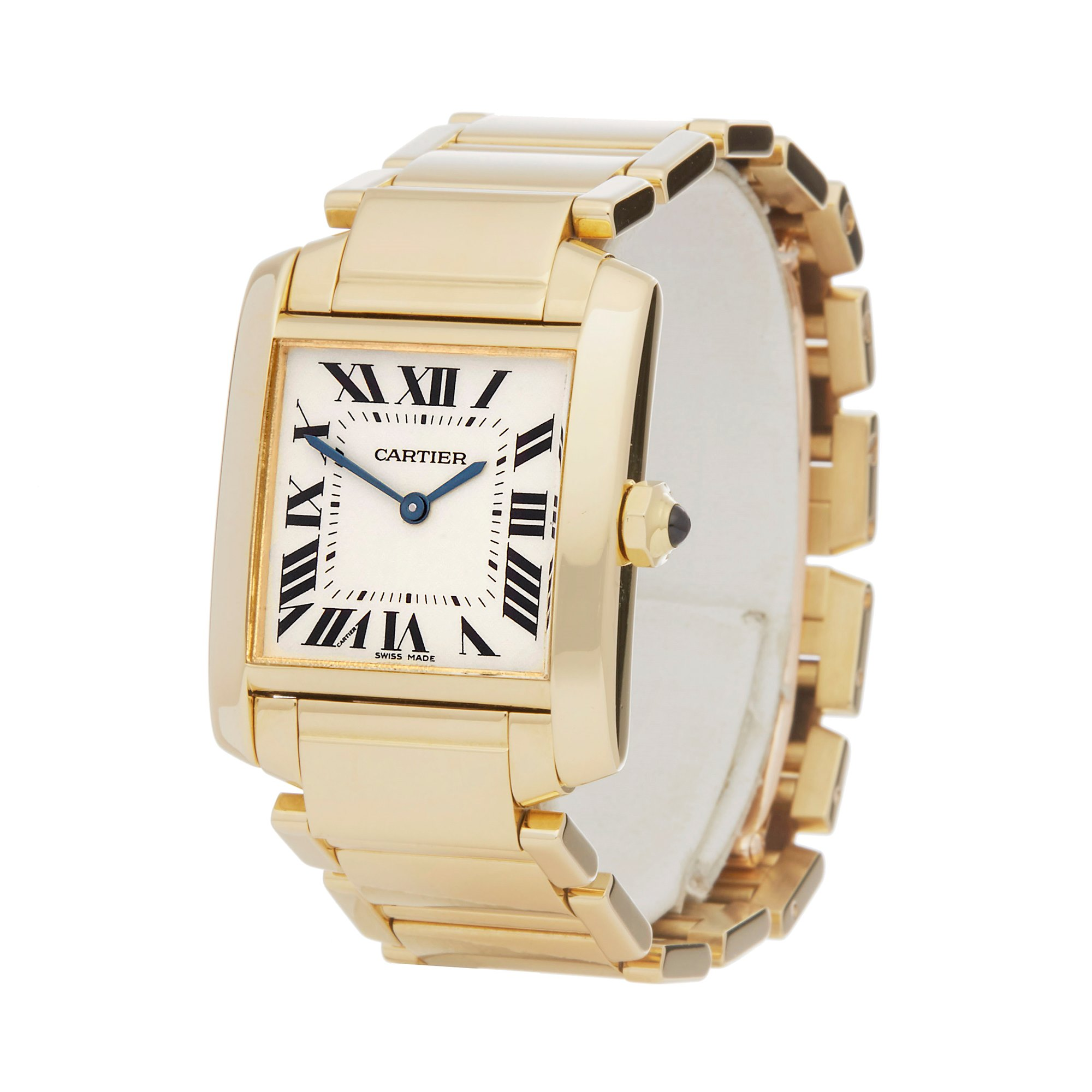 Cartier Tank Francaise 18K Yellow Gold W50003N2 or 1821