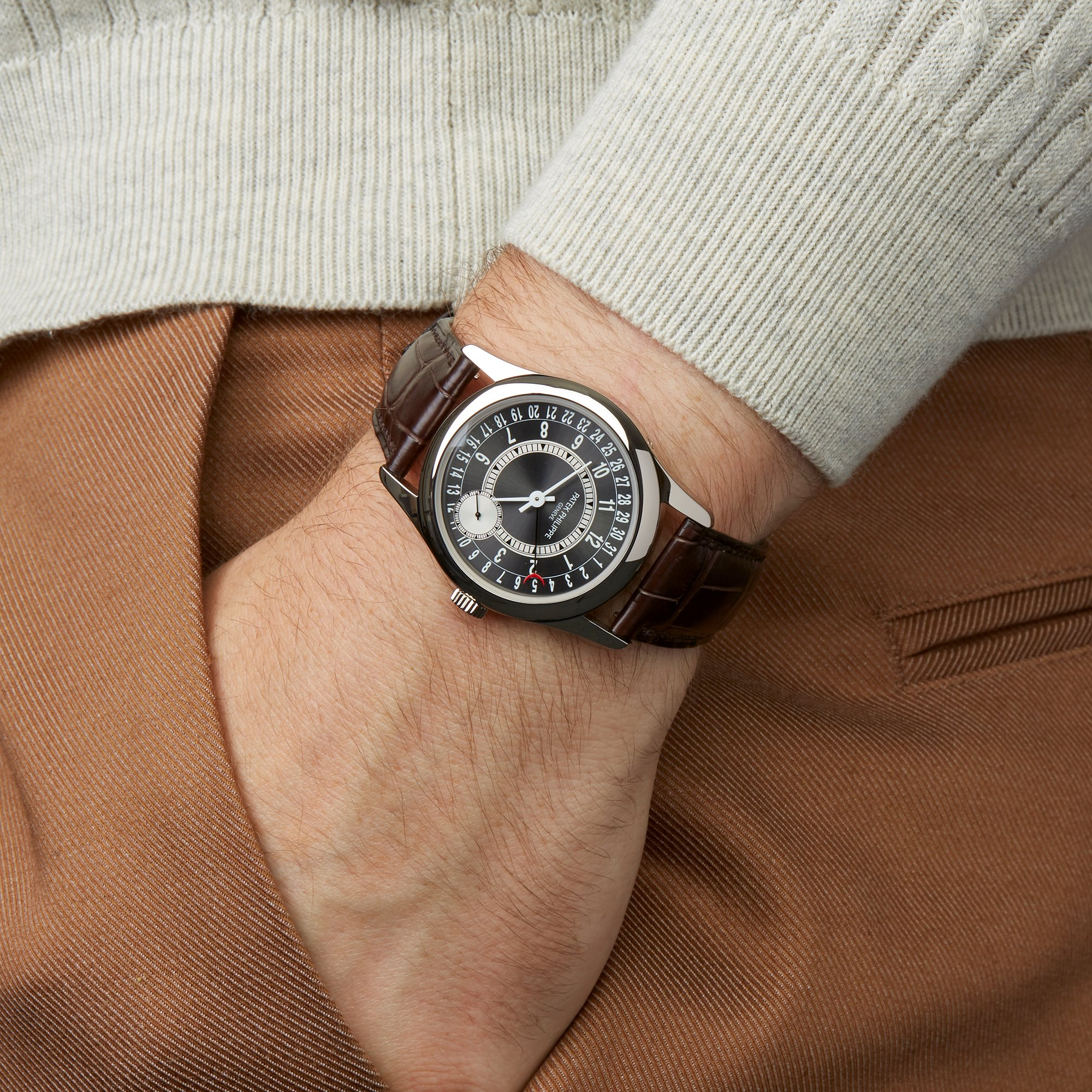 Patek Philippe Calatrava 6000G 2011 W6552 | Second Hand Watches