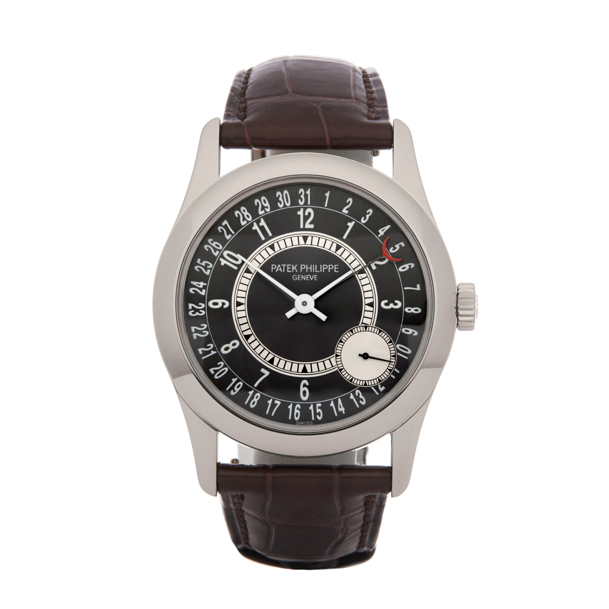 Patek Philippe Calatrava 6000G 2011 W6552 | Second Hand Watches