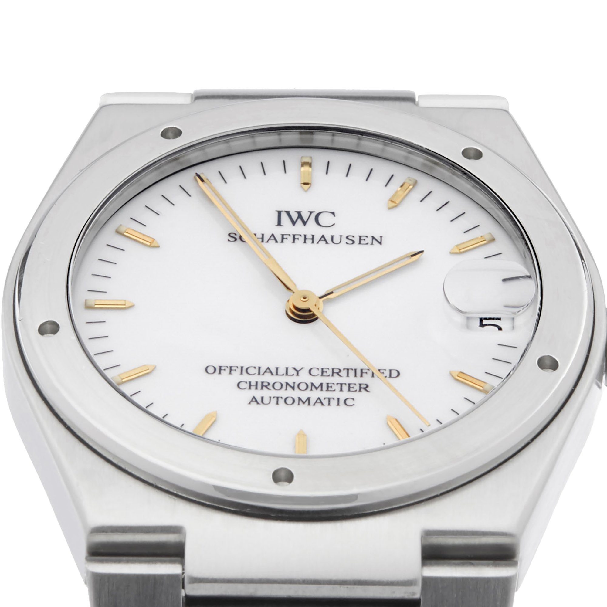 IWC Ingeniuer Stainless Steel IW3521-001