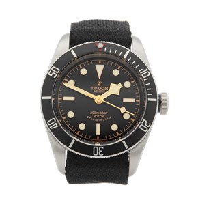Tudor Black Bay Stainess Steel - 79220N