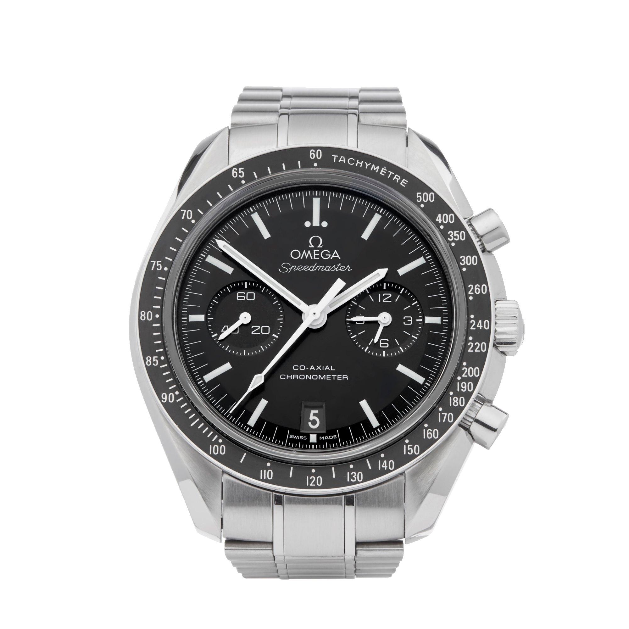 Omega Speedmaster Chronograph Stainless Steel 311.30.44.51.01.002