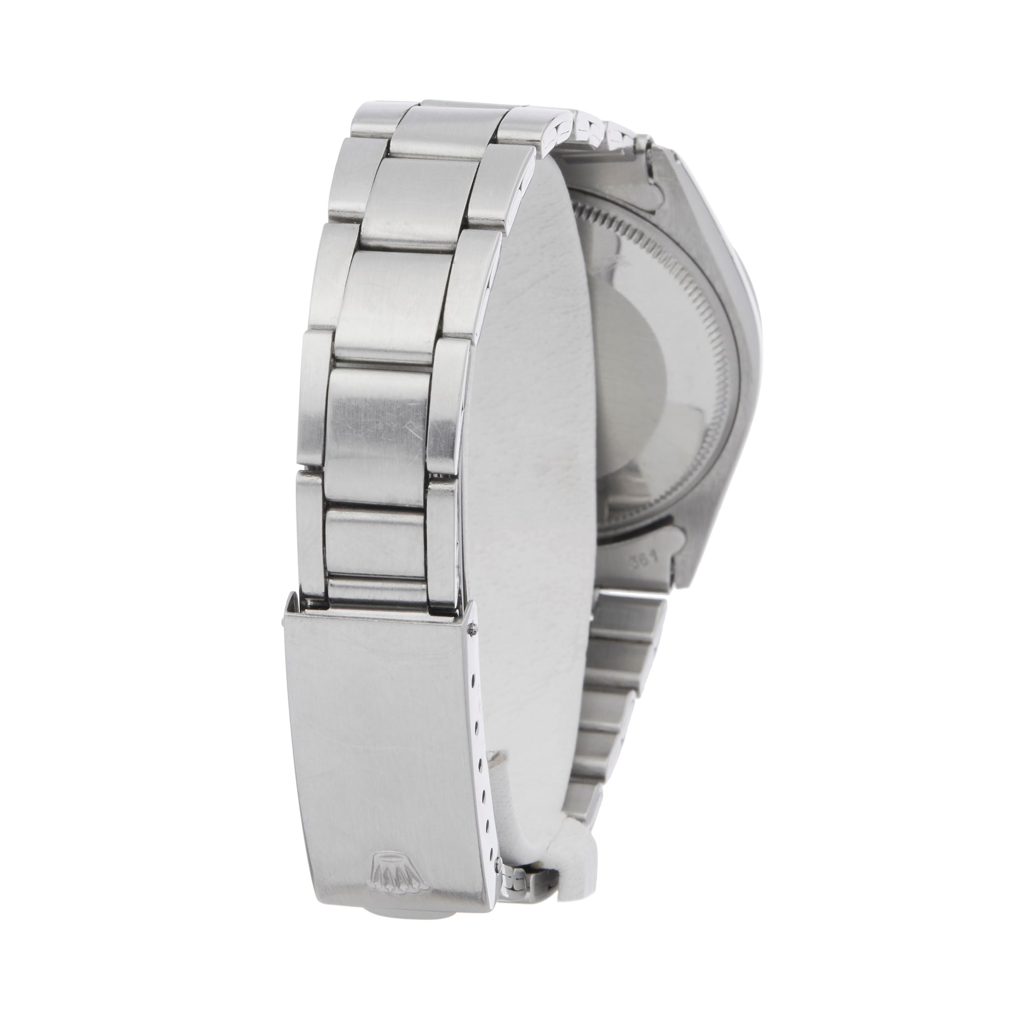 Rolex Explorer I Double Stamped T25 Stainless Steel 5500