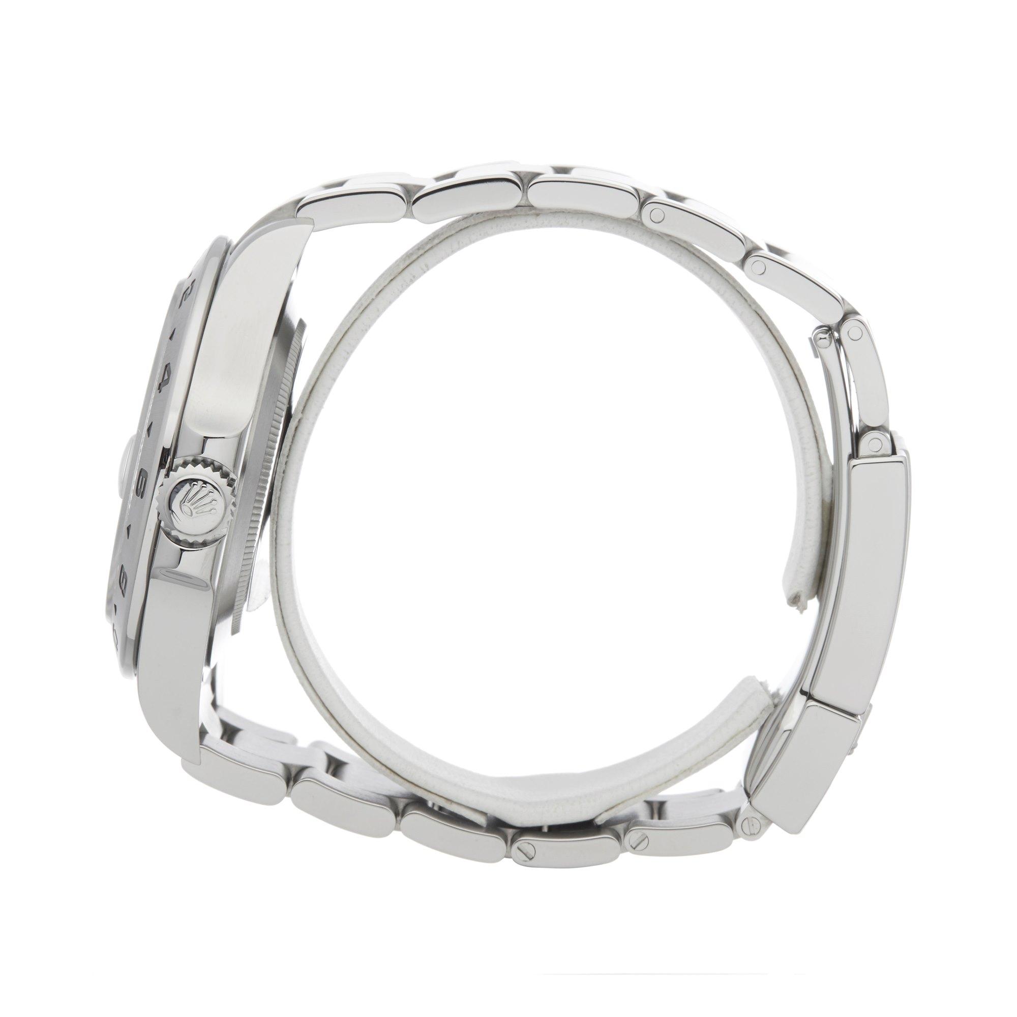 Rolex Explorer II XL Stainless Steel 216570