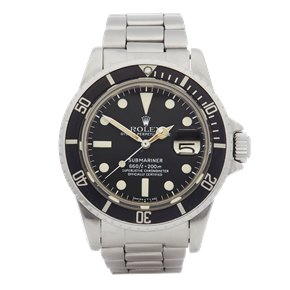 Rolex Submariner Date Stainless Steel - 1680