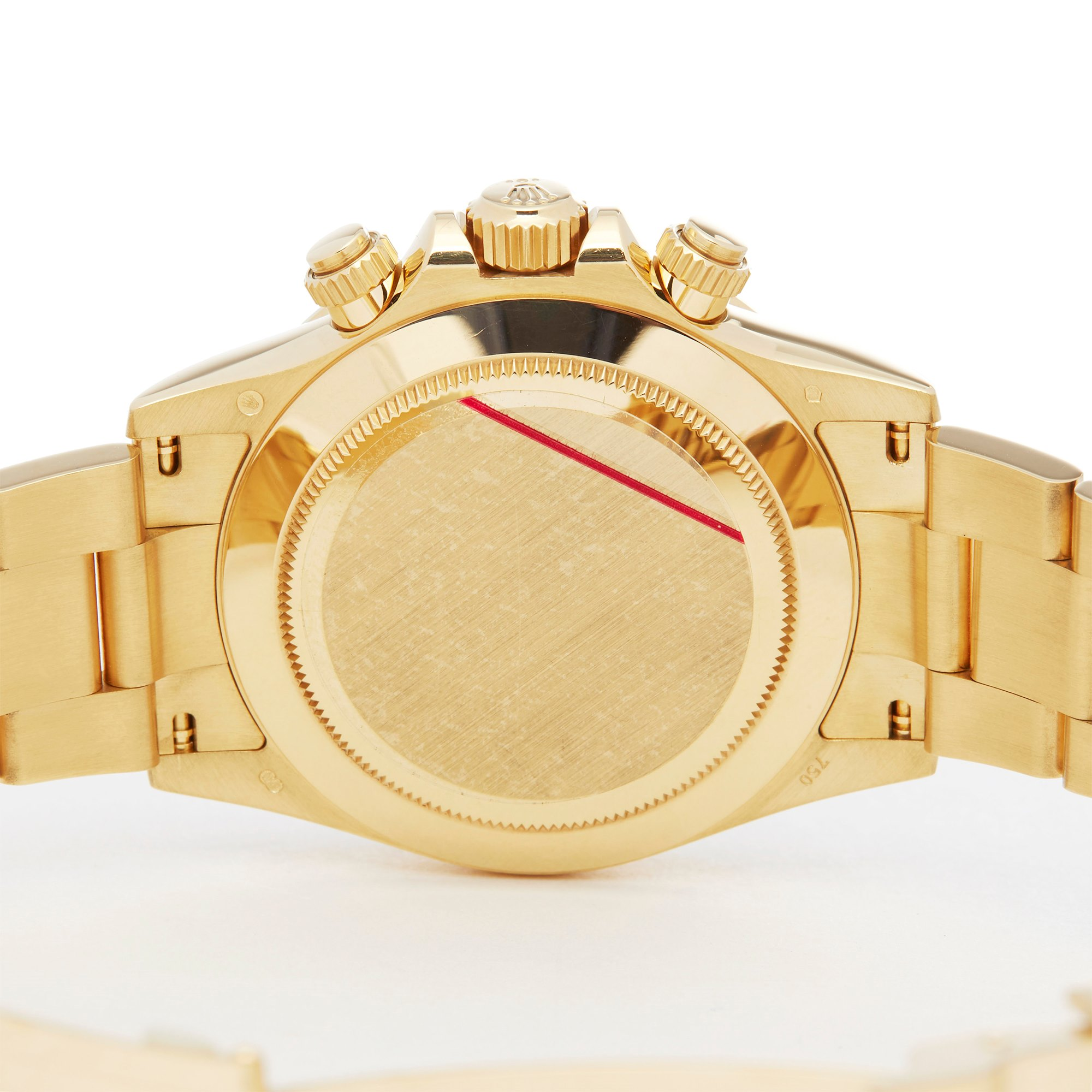 Rolex Daytona Chronograph 18K Geel Goud 116508