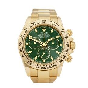 Rolex  18K Geel Goud