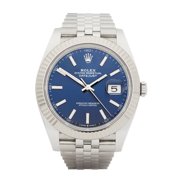 Rolex DateJust 41 Stainless Steel - 126334