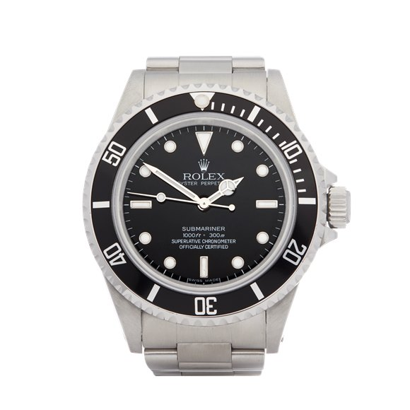 Rolex Submariner Non Date Stainless Steel - 14060M