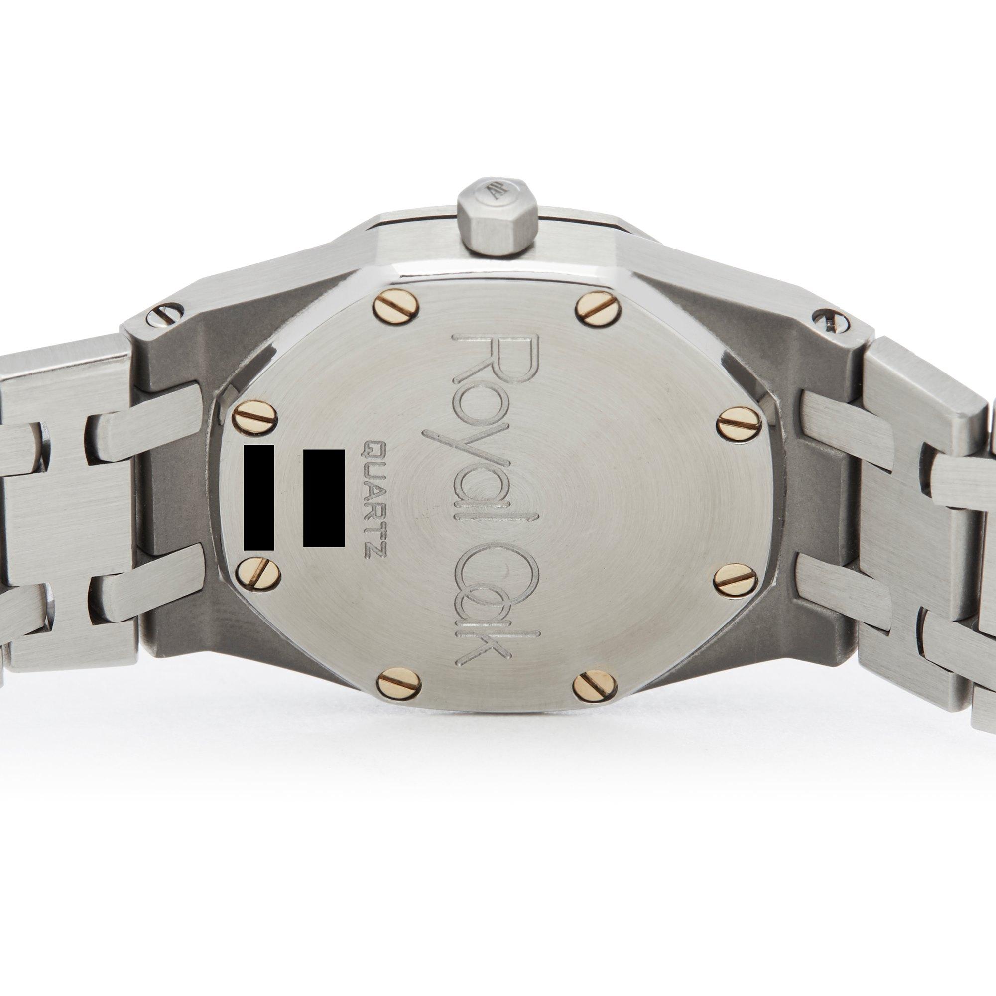 Audemars Piguet Royal Oak Stainless Steel 66270ST.OO.0722ST.01