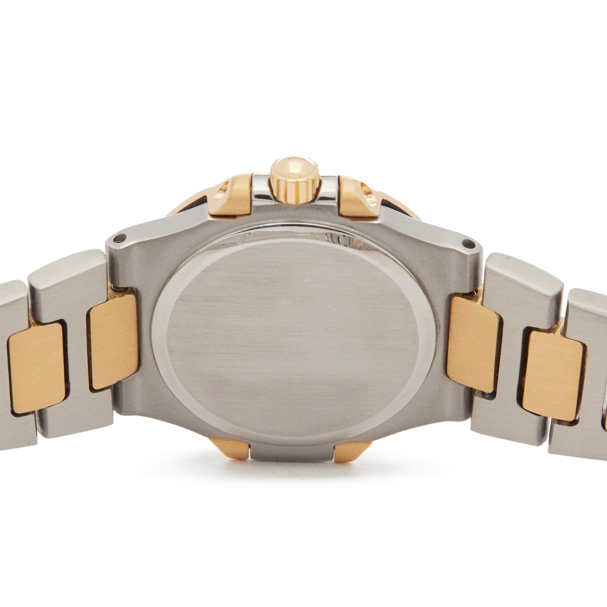 Patek Philippe Nautilus Stainless Steel & Yellow Gold 4700