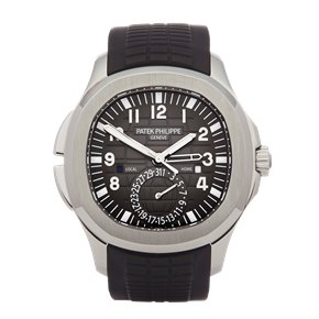 Patek Philippe Aquanaut Travel Time Stainless Steel - 5164A
