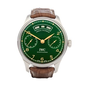 IWC Portuguese Annual Calendar Ltd Edition of 150pcs Stainless Steel - IW503510