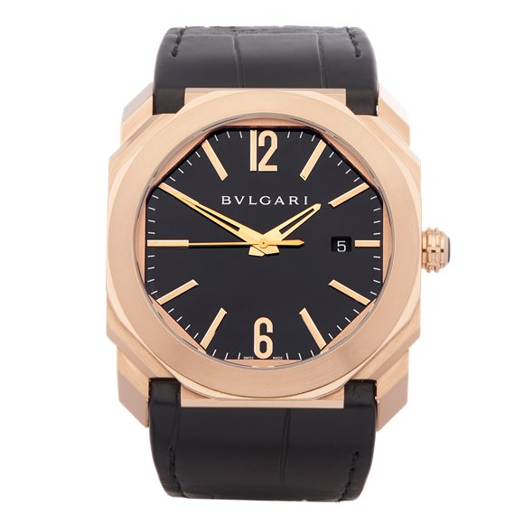 Bulgari Octo 18K Rose Gold - 101963