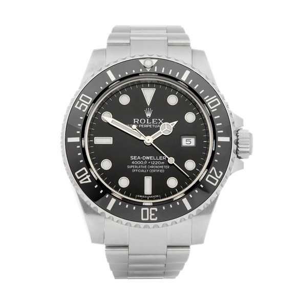 Rolex Sea-Dweller 4000 Stainless Steel - 116600