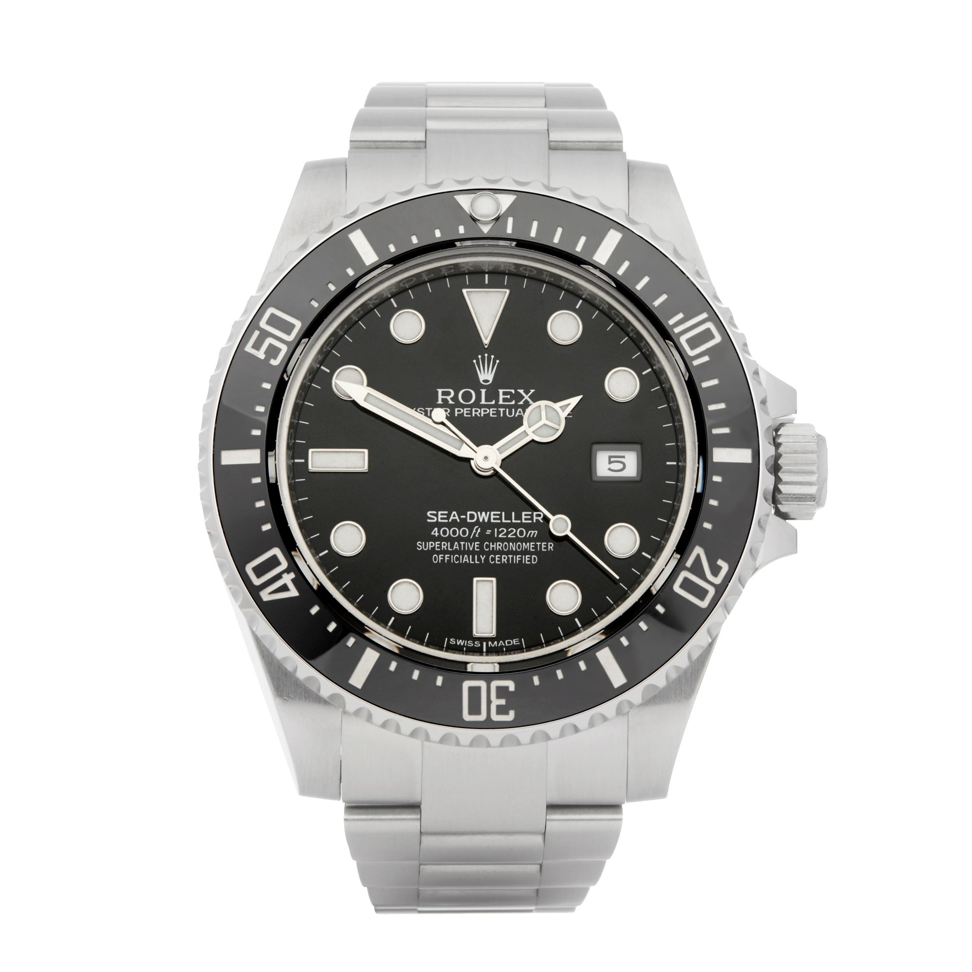 Rolex Sea-Dweller 4000 Stainless Steel 116600