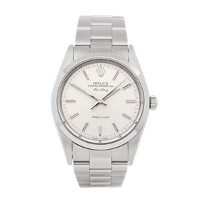 Rolex Air-King Precision Stainless Steel - 14000