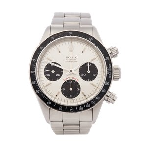 Rolex Daytona Stainless Steel - 6263