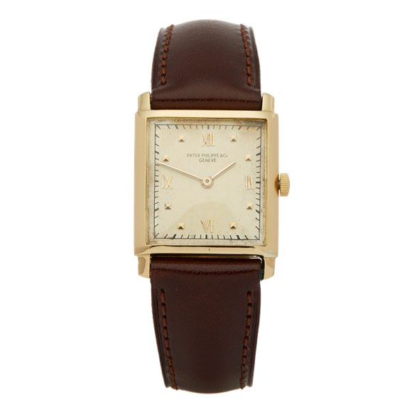 Patek Philippe Gondolo 18K Yellow Gold