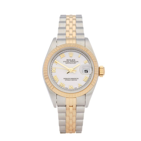 Rolex Datejust 26 Stainless Steel & Yellow Gold - 79173