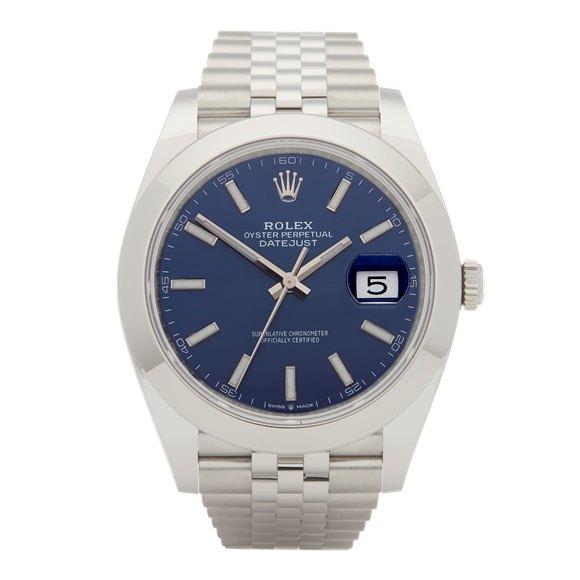 Rolex Datejust 41 Stainless Steel - 126300