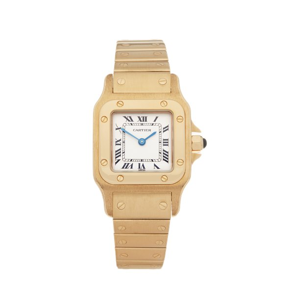 Cartier Santos Galbee 18K Yellow Gold - 1290