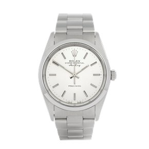 Rolex Air-King Precison Stainless Steel - 14000