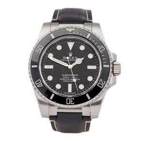 Rolex Submariner Non Date Stainless Steel - 114060