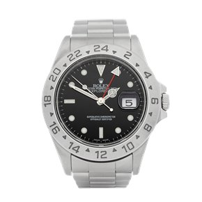Rolex Explorer II Stainless Steel - 16570