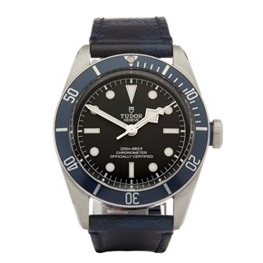 Tudor Black Bay Stainless Steel - 79230B