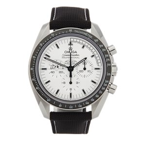 Omega Speedmaster 45th Anniversary Apollo 13 Silver Snoopy Chronograph Stainless Steel - 311.32.42.30.04.003