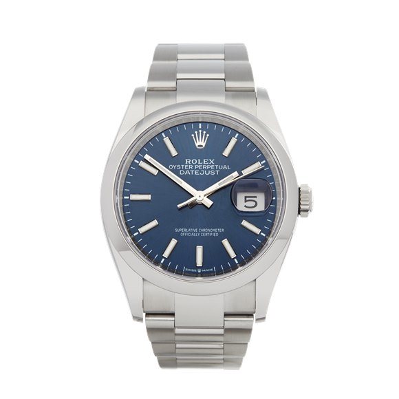 Rolex Datejust 36 Stainless Steel - 126200