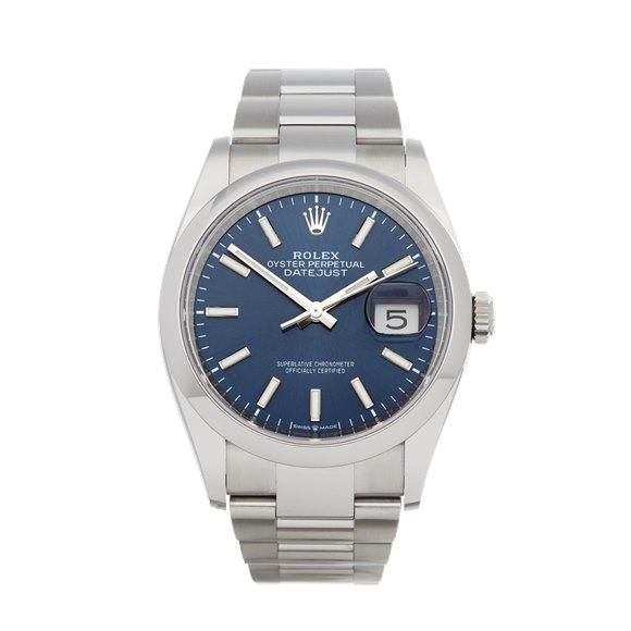 Rolex Datejust 36 Stainless Steel - 126200